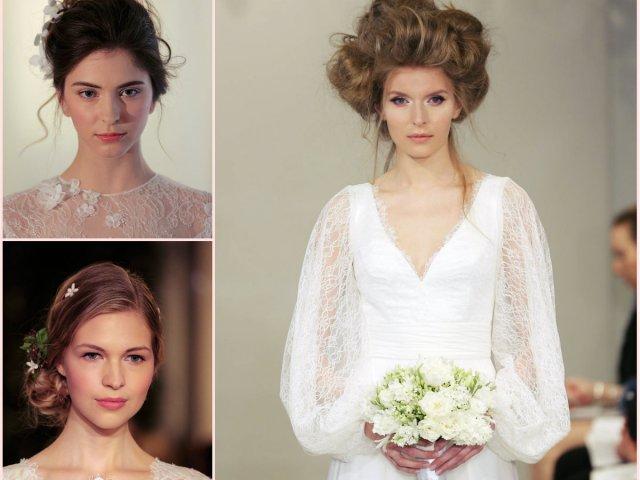 runways: wedding hairstyles 2016 spring | hairstyles 2017, hair