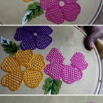 Beautiful Hand Embroidery Flower Designs Easy Embroidery