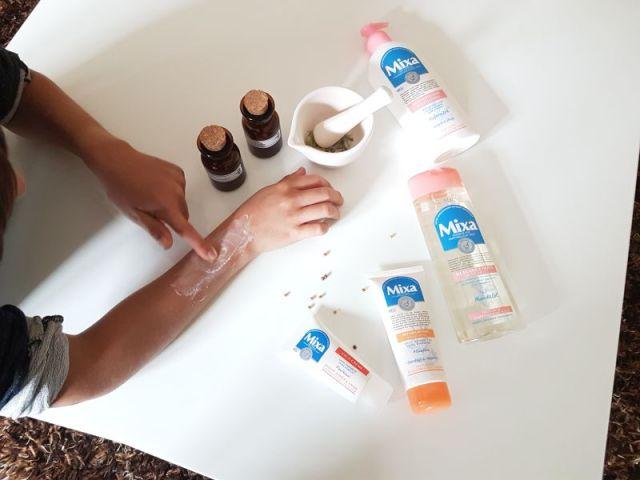 Mixa Hautreizungen bei Kindern