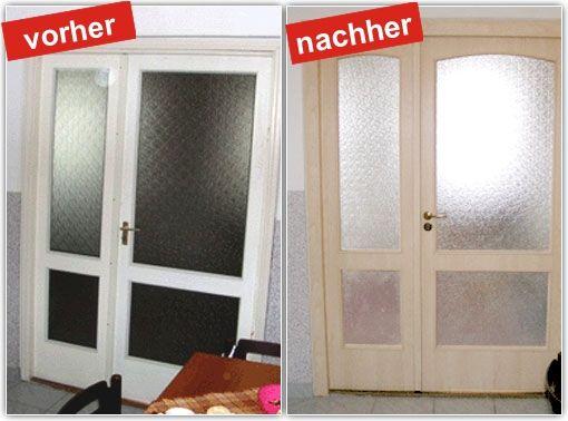 Türen renovieren lassen