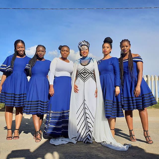 XHOSA WEDDING DESIGNS 2019 CHARMING WOMEN