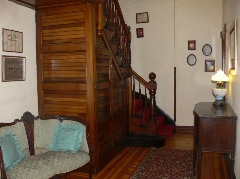 Victorian Entry Foyer