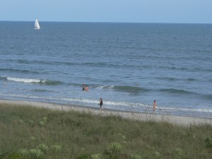 Cocoa Beach Is Steps From Your Door