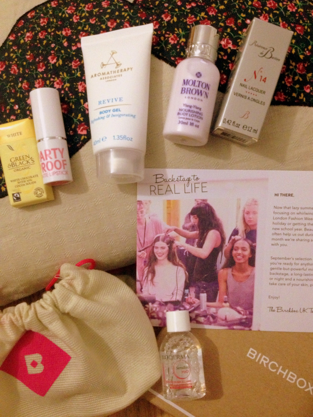 Birchbox_September