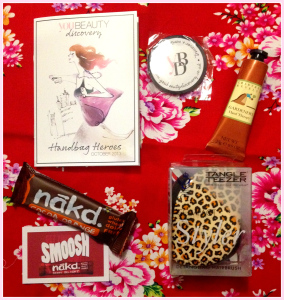 You Beauty Discovery Box October 2013