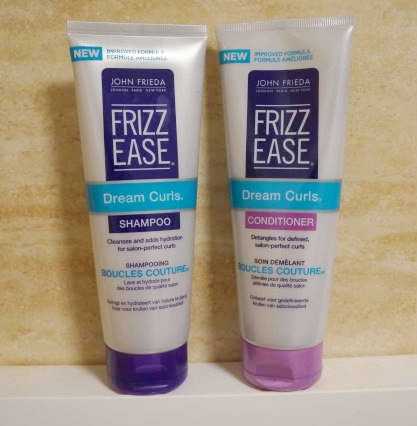 john frieda dream curls shampoo