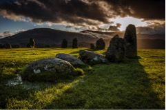 (Castlerigg Stone Circle)