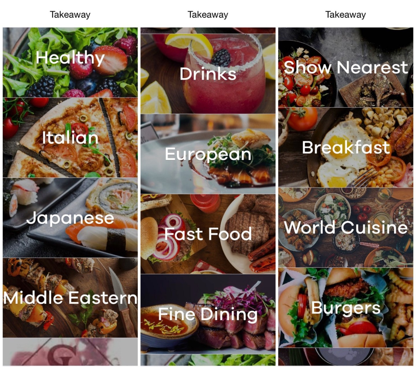 BringIt Food Delivery App Review - Pretty Big Butterflies