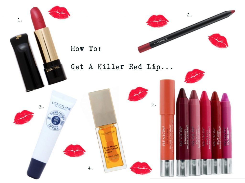 How To: Get a Killer Red Lip