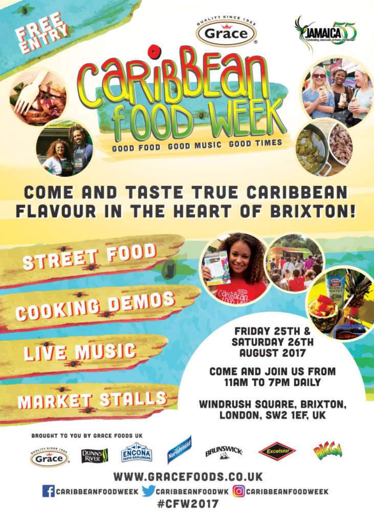 Caribbean Food Week 2017 #CFW2017