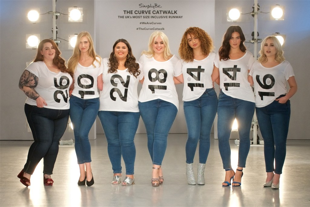 The Curve Catwalk - Simply Be
