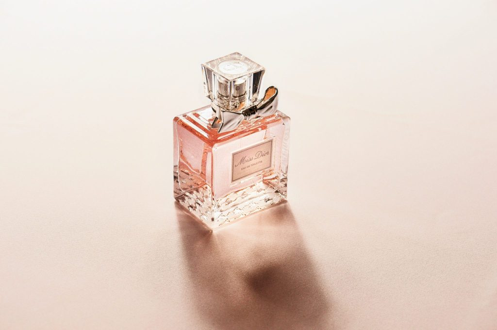 9 Pretty in pink perfumes