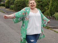 Plus Size UK blogger - Pretty Big Butterflies