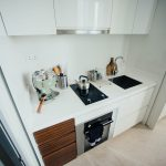 Decor Tips That Make Cramped Kitchens and Bathrooms Appear More Spacious