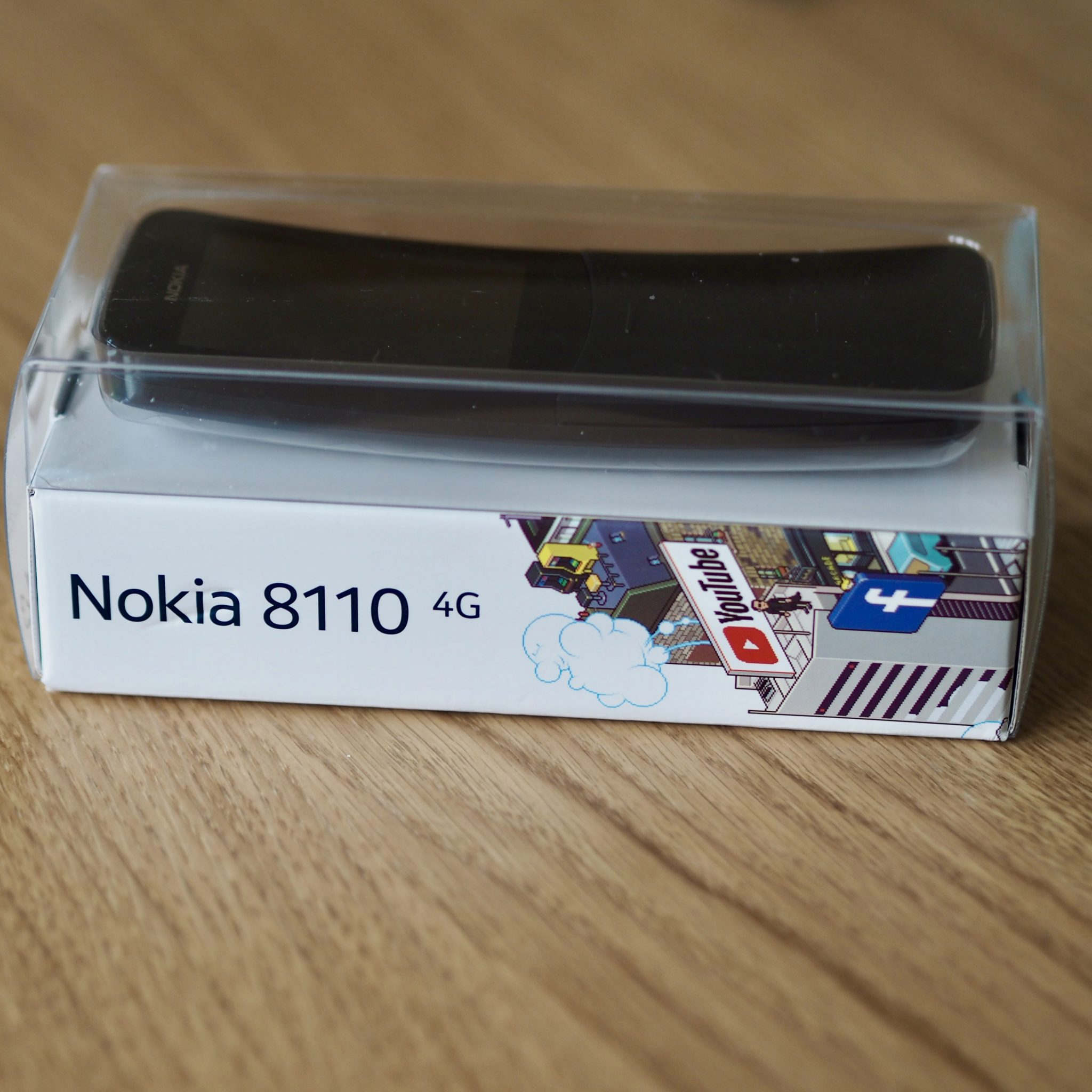 Guess Who's Back? Nokia 8110 4G