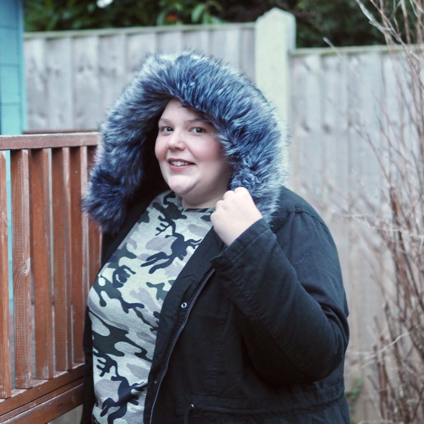 The best plus size winter coat - Pretty Big Butterflies
