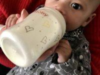 The best new born baby bottles - pretty big butterflies