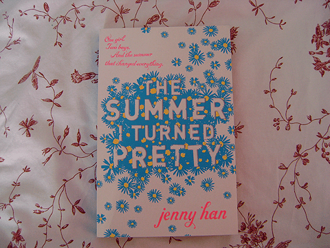 Book Review: The Summer I Turned Pretty by Jenny Han