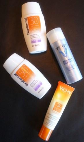 zonnebescherming droge/gevoelige huid