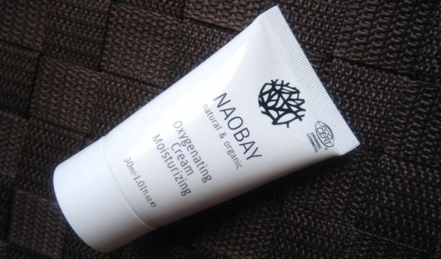 Naobay Oxygenating Cream Moisturizer