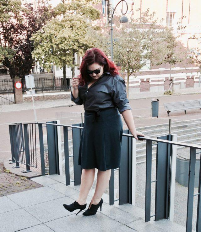 Experiment: als vrouw een heren overhemd dragen
