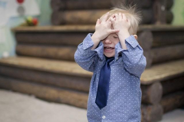 Kinderen met een stopdas: waar ligt de grens?