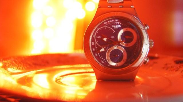 Waarom leiders graag een Swatch horloge dragen