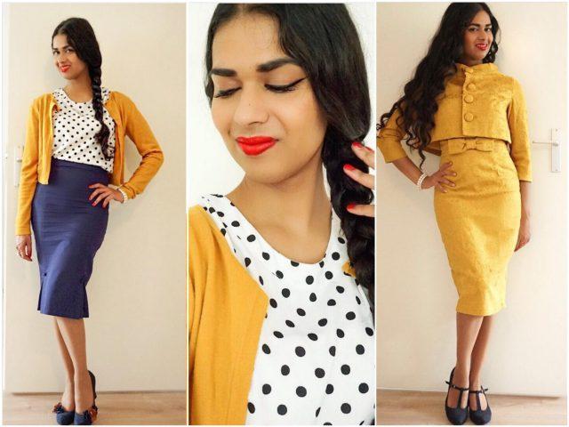 How to: retro kleding op het werk dragen