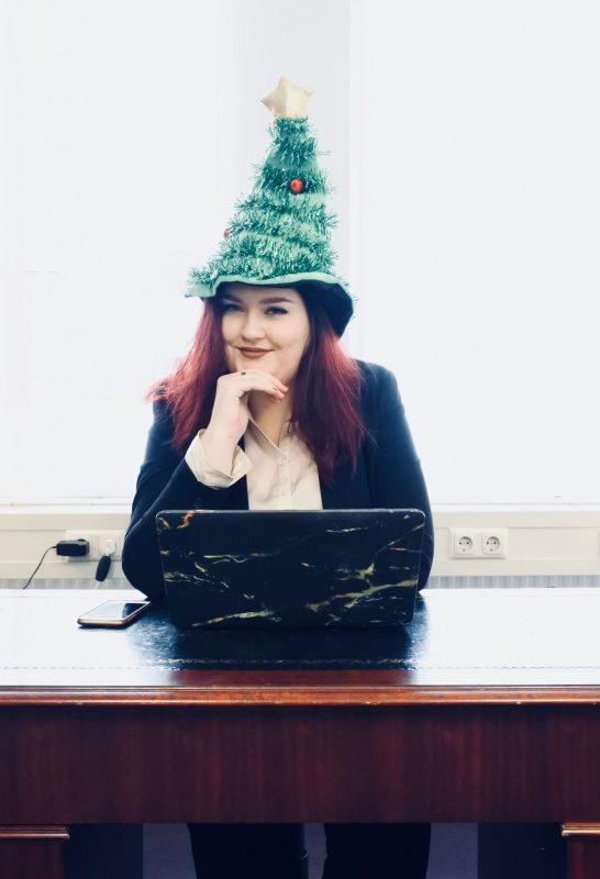 Die jaarlijkse ongemakkelijke kerstborrel op kantoor