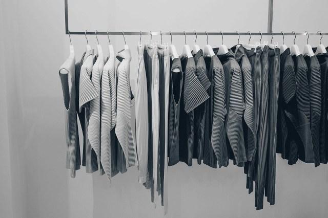 Hoeveel (werk)kleding hebben we in de kast?