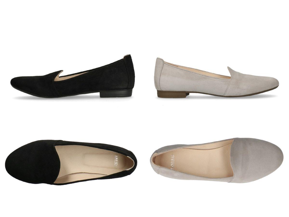 nette platte schoenen dames