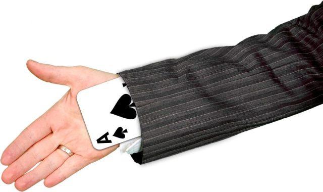 Waarom zakelijke mode net een kaartspel is
