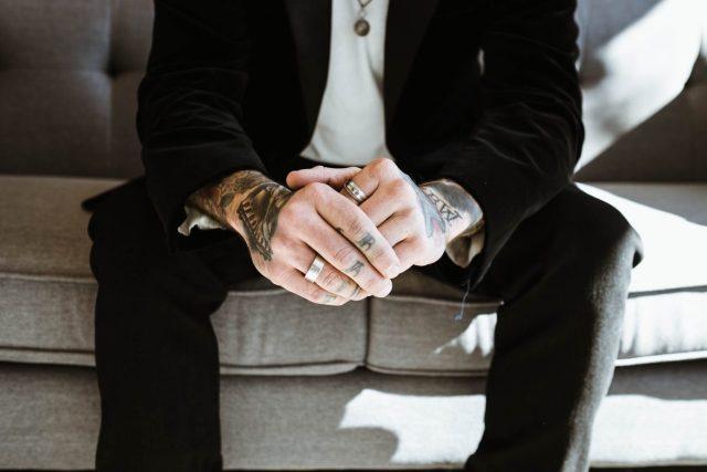 5 beroepen waarbij tatoeages not done zijn