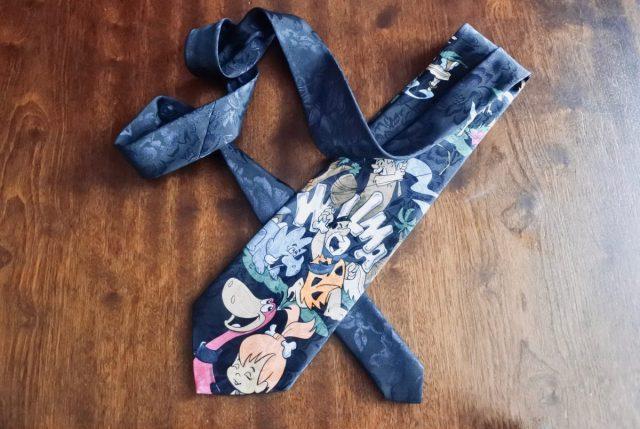 Zo maak je een pochet van een oude das