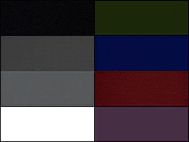 Waarom ik altijd donkere kleuren op het werk draag