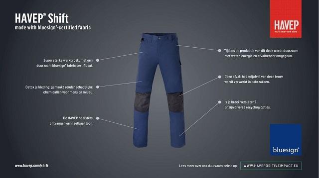 Waarom maten tussen werkkleding en gewone kleding verschillen