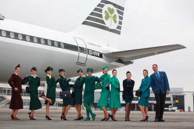 Aer Lingus uniformen 1945 tot en met 1998