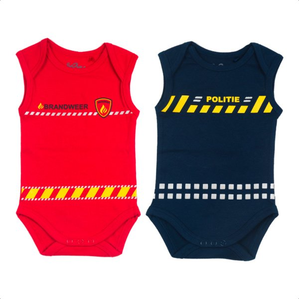 Uniform verwerkt in kinderkleding: mag dat?
