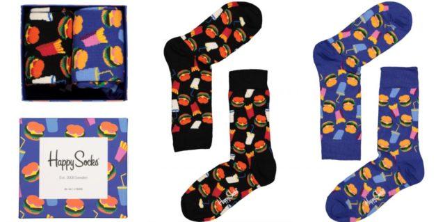 Kerstcadeau voor heren: sokken afgestemd op beroep