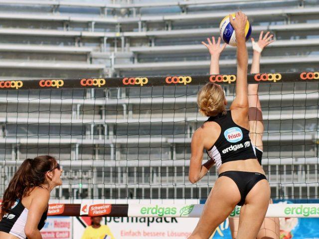 Protest van Duitse beachvolleybalsters tegen bikiniverbod heeft gewerkt