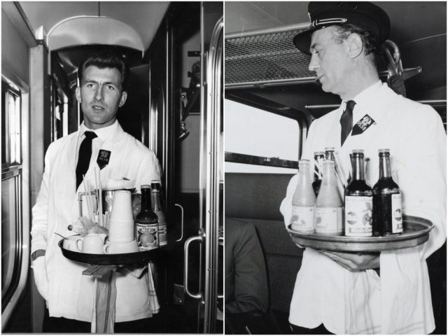 Het uniform van NS railcatering: van vroeger tot nu