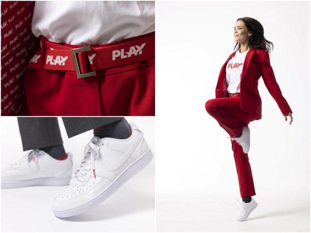 Play is eerste luchtvaartmaatschappij met genderneutraal uniform