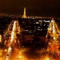 Un Week-end à Paris: Day 1