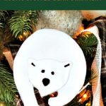 Cute And Easy To Make Polar Bear Ornament