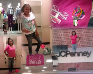 JC Penny Collage