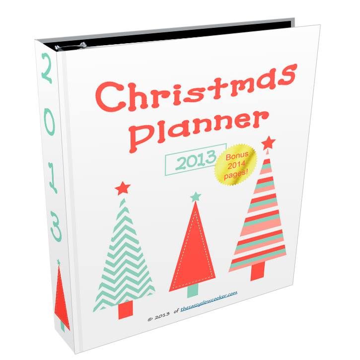 Review: Christmas Planner 2013 Ebook + Giveaway