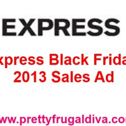 Express black friday 2013