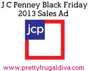 J C Penney Black Friday 2013