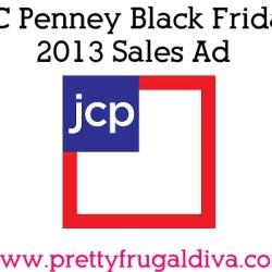 J C Penney Black Friday 2013