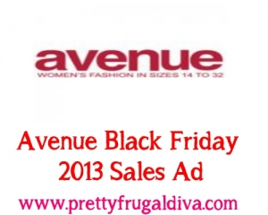 avenue black friday 2013